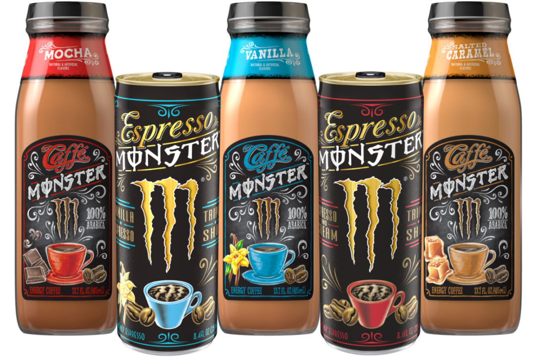 Caffe Monster and Espresso Monster