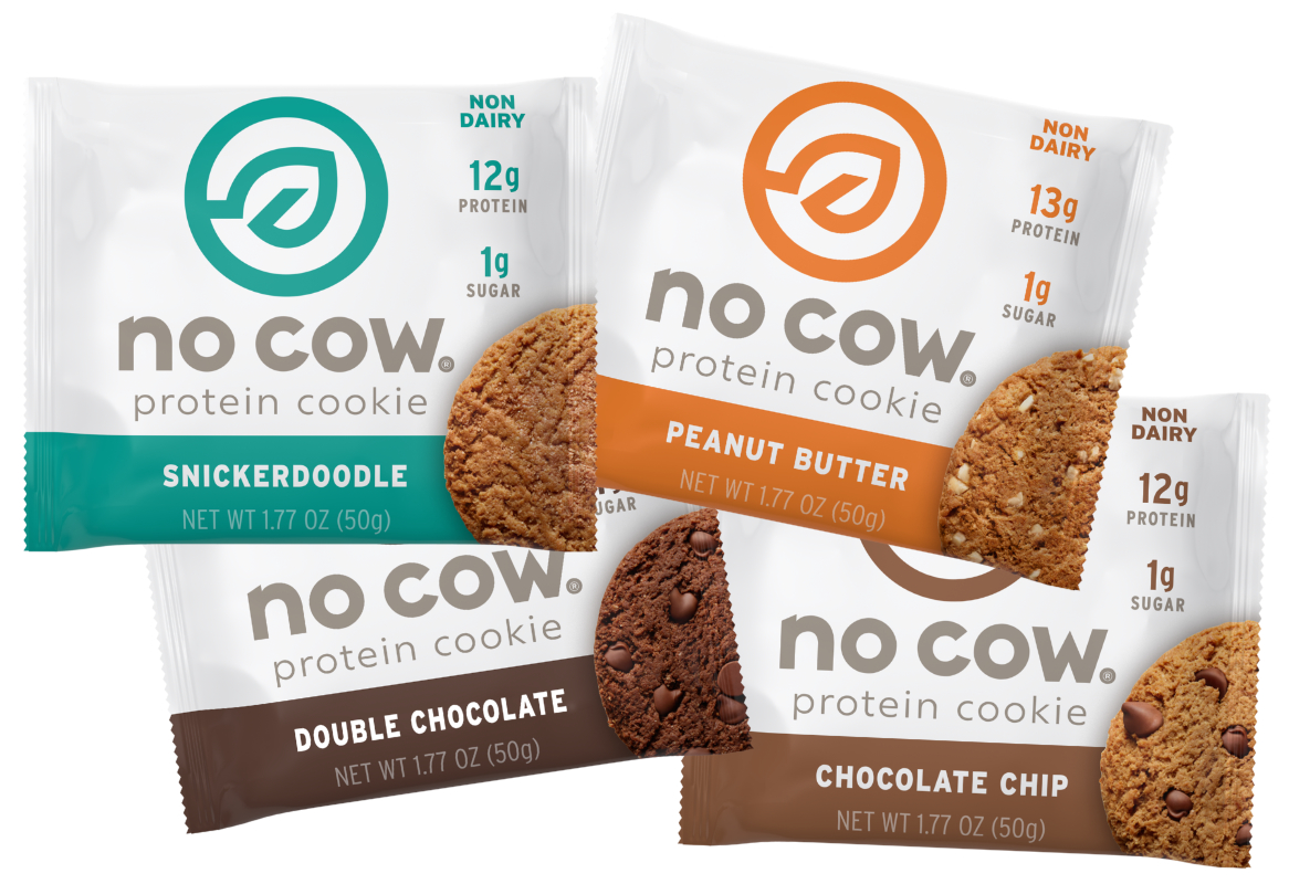No Cow protein cookies