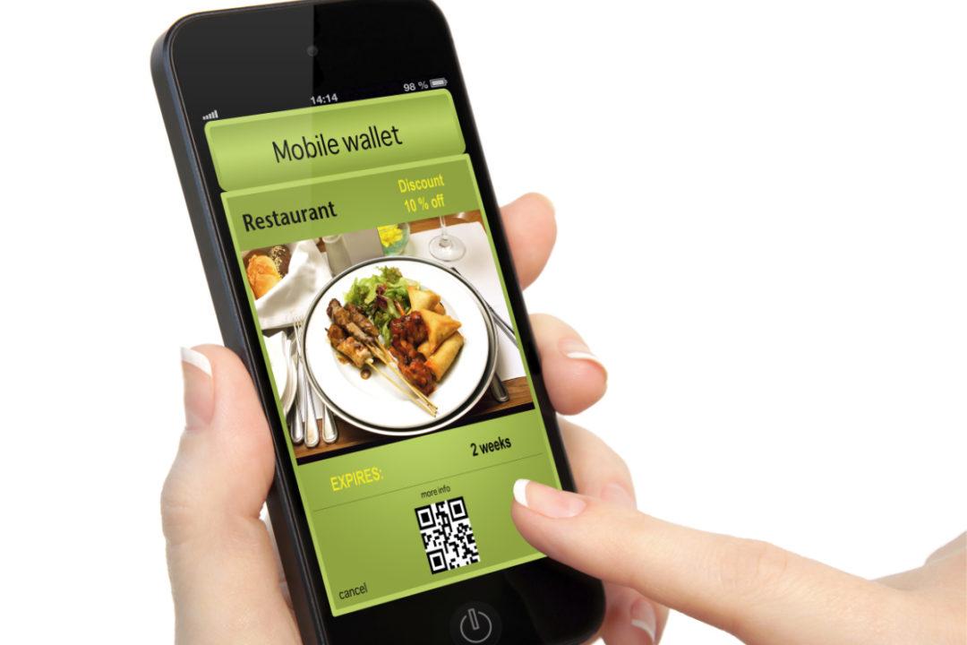 Mobile ordering restaurant