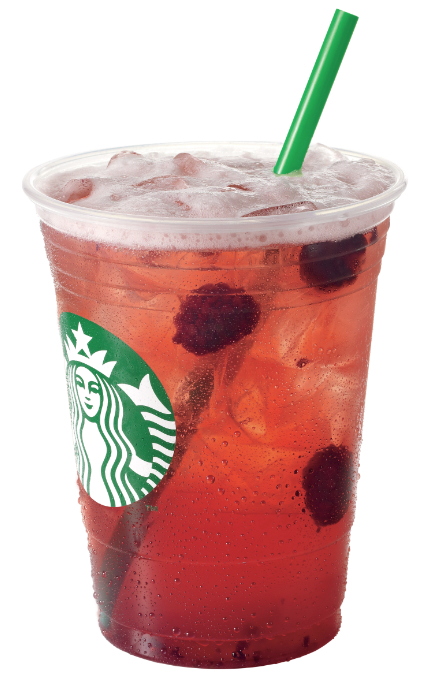Starbucks Berry Refresher
