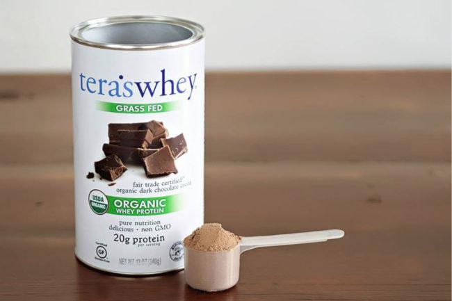 teraswhey whey protein