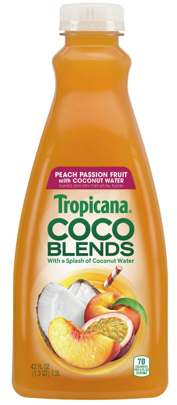 Tropicana Coco Blends, PepsiCo