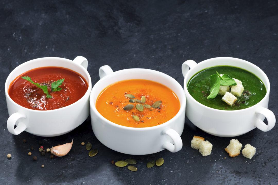 iTi Tropicals soup