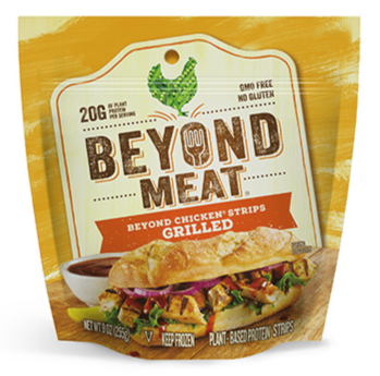 Beyond Meat chicken strips