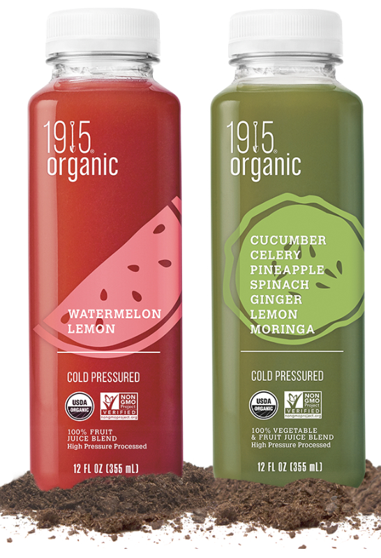 Bolthouse 1915 cold pressed juices