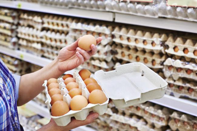 Egg shopping