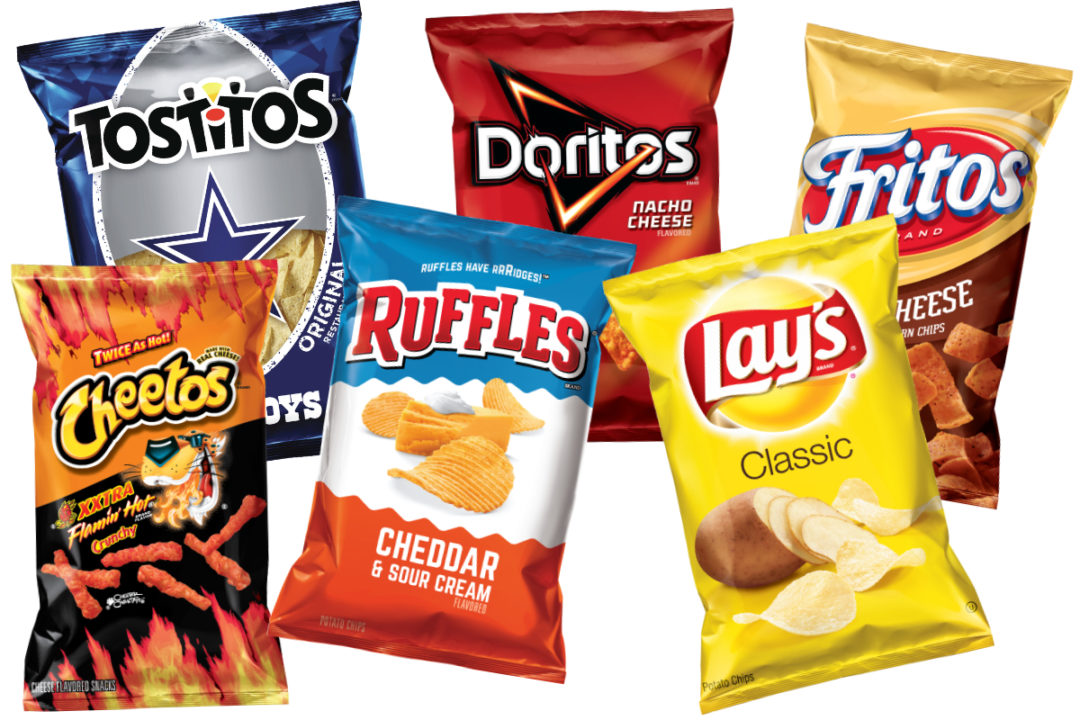 Frito-Lay brands