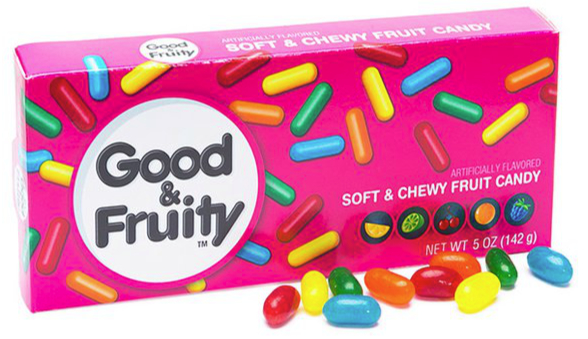 Good & Fruity candy