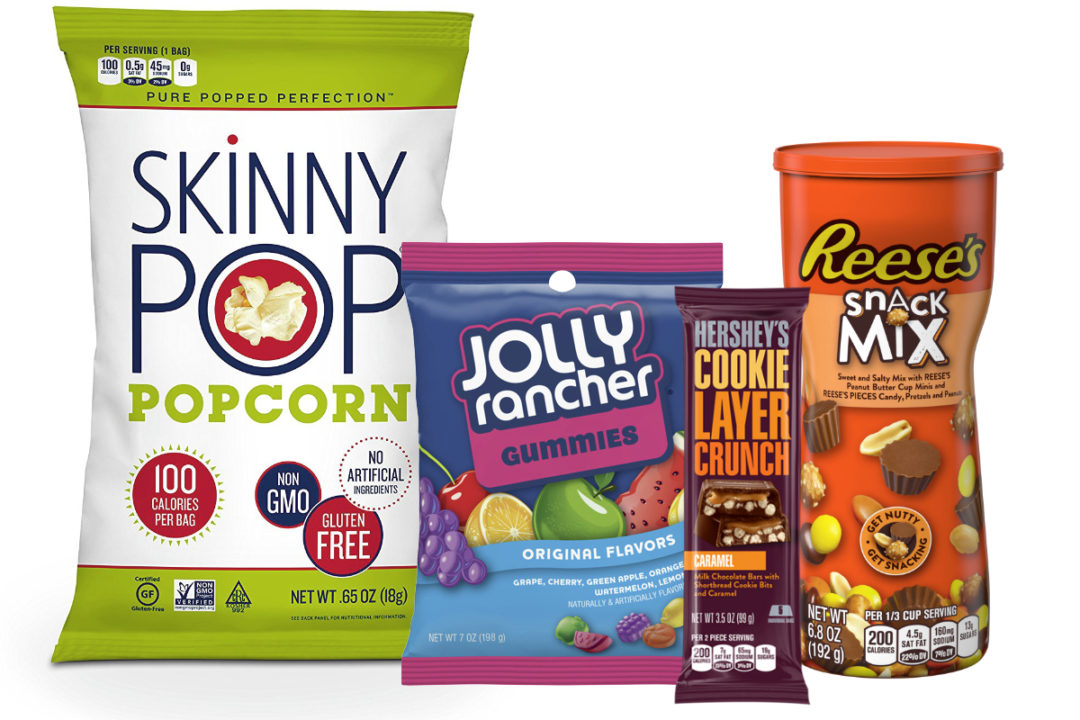 Hershey products