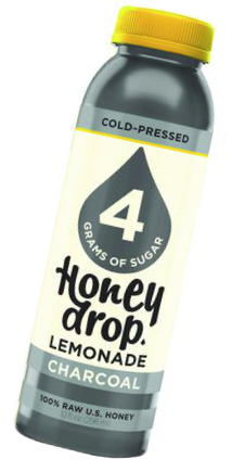 Honey Drop cold pressed lemonade