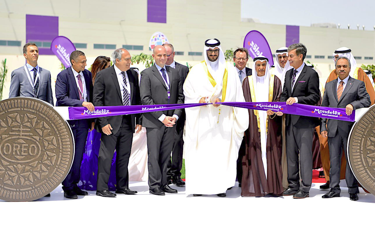 Mondelez International Bahrain facility
