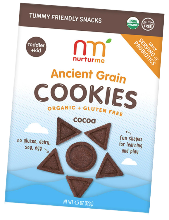 Nurturme ancient grains cookies