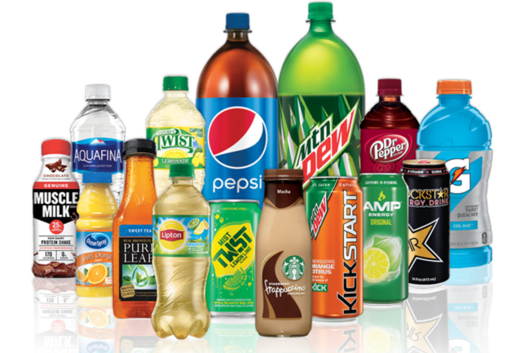 PepsiCo North America beverages