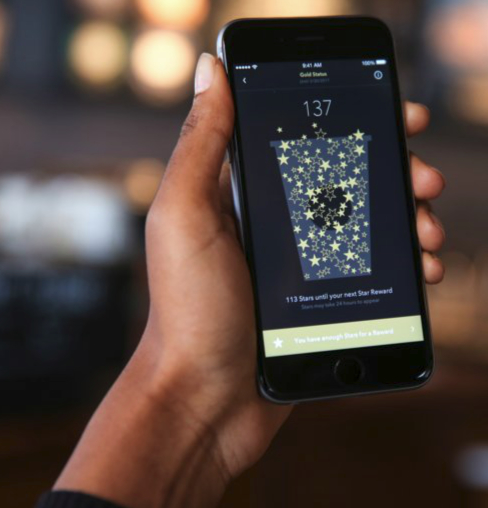 Starbucks Rewards mobile program