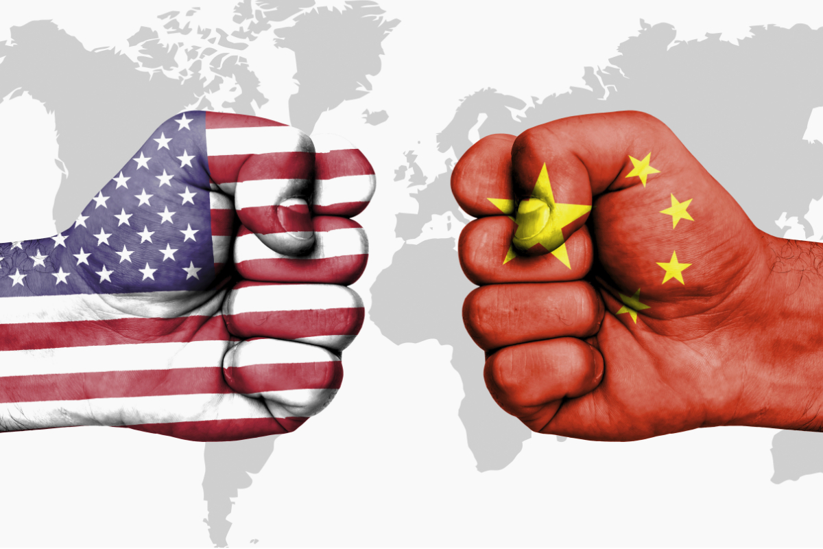 USA, China tensions