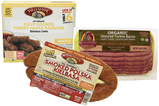Wellshire Farms products