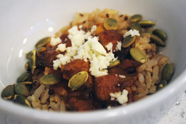 ADM ancho chili bowl