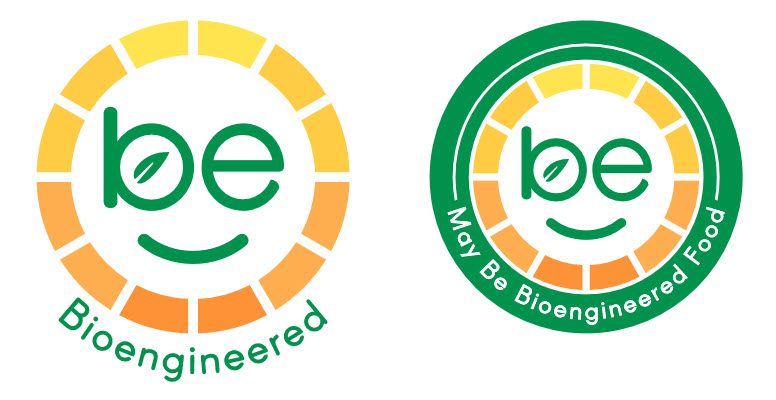 Bioengineered labels