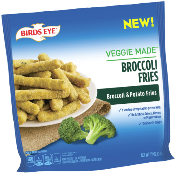 Birds Eye Broccoli Fries