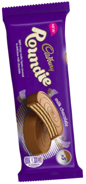 Cadbury Roundies, Mondelez chocobakery