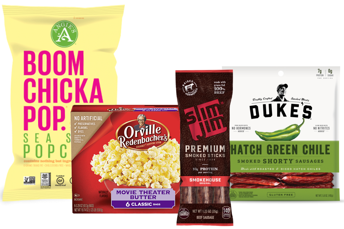Conagra Brands snacks
