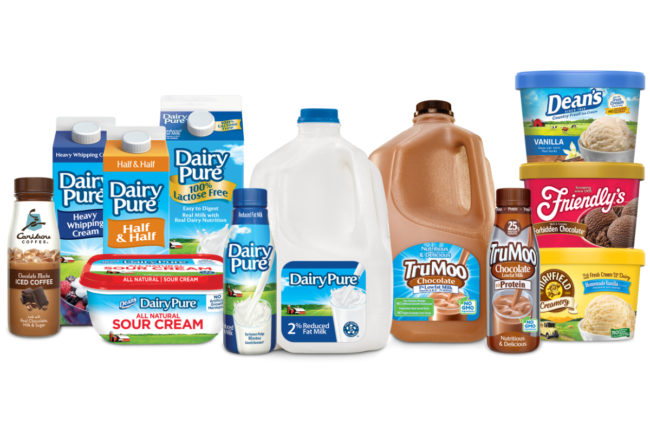 Dean Foods portfolio