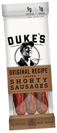 Duke's meat snacks