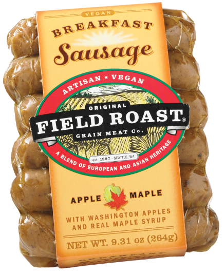 Field Roast Grain Meat Co. sausage
