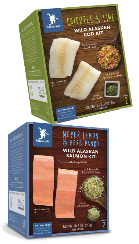 Fishpeople meal kits