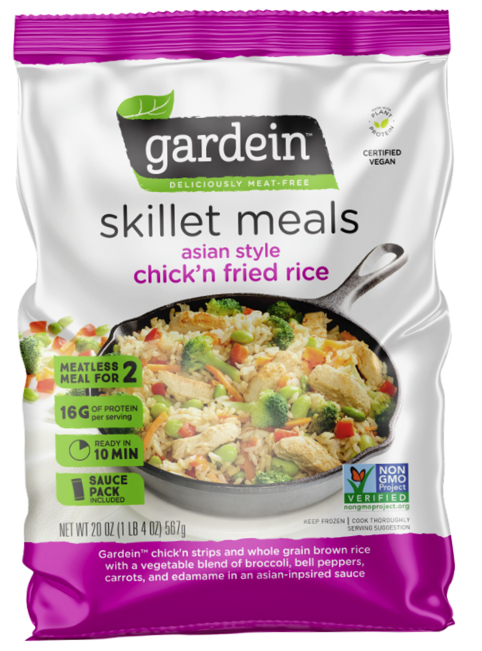 Gardein Skillet Meal, Pinnacle Foods