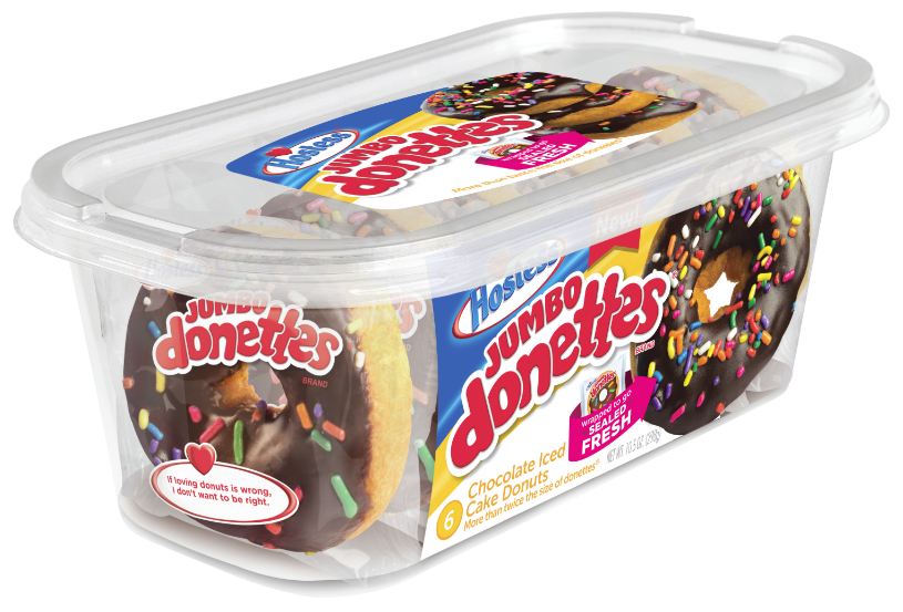 Hostess Jumbo Donettes