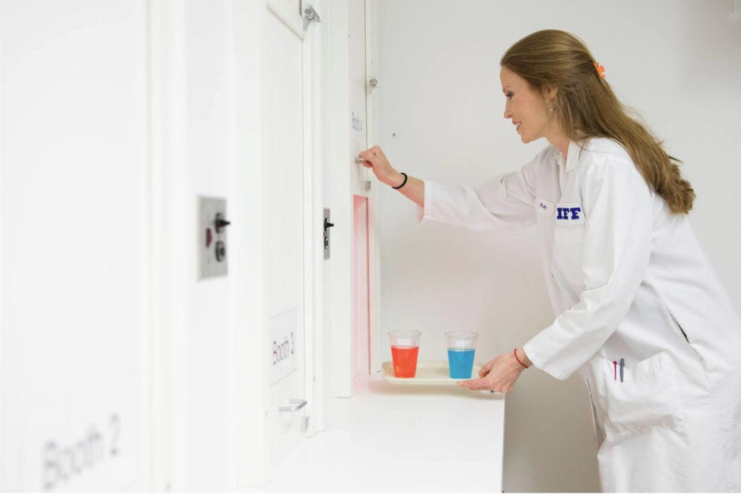 IFF flavors lab
