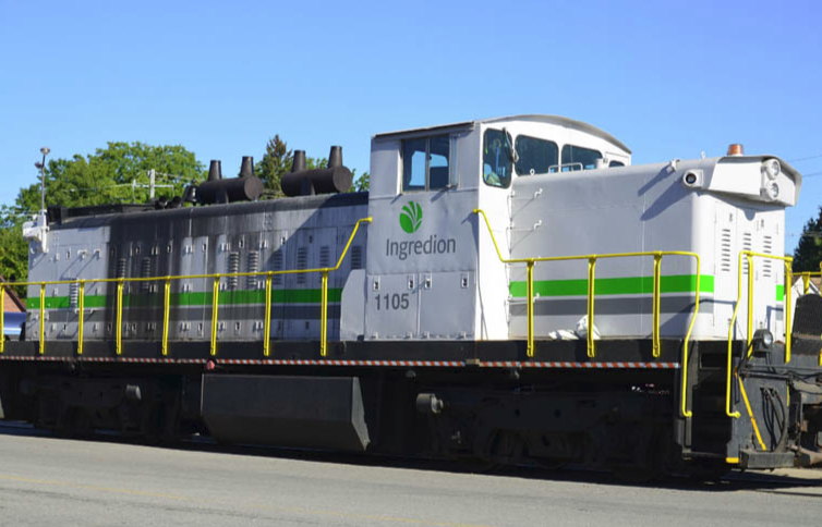 Ingredion rail car