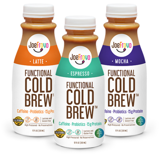 JoeFroyo Functional Cold Brew