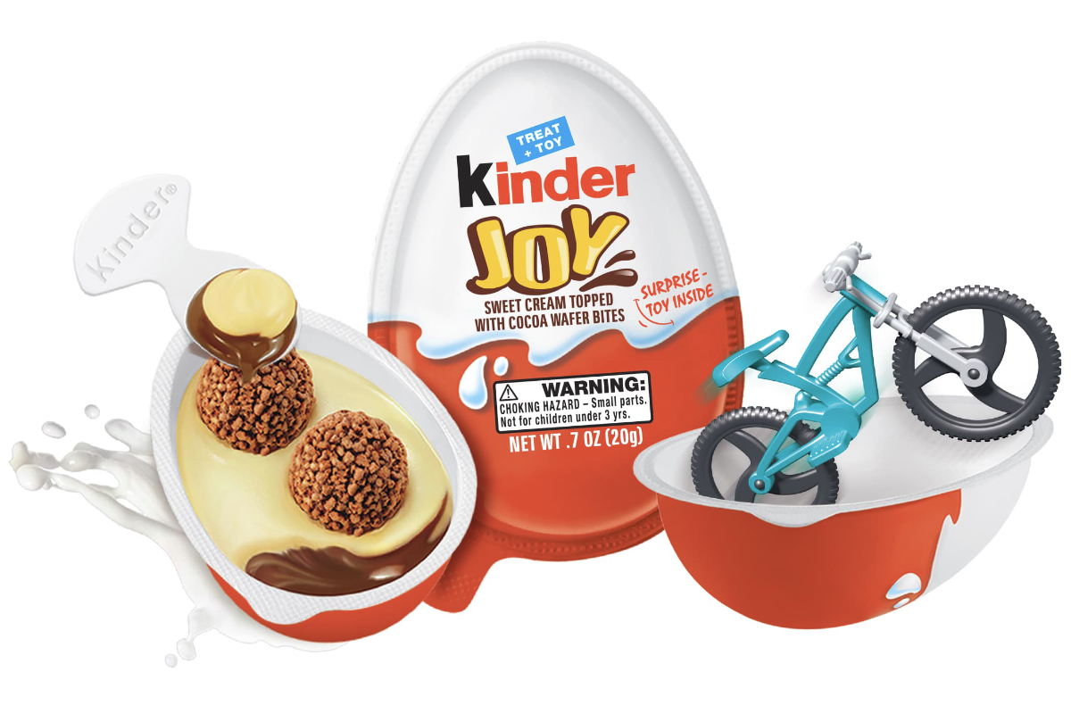 Kinder Joy, Ferrero