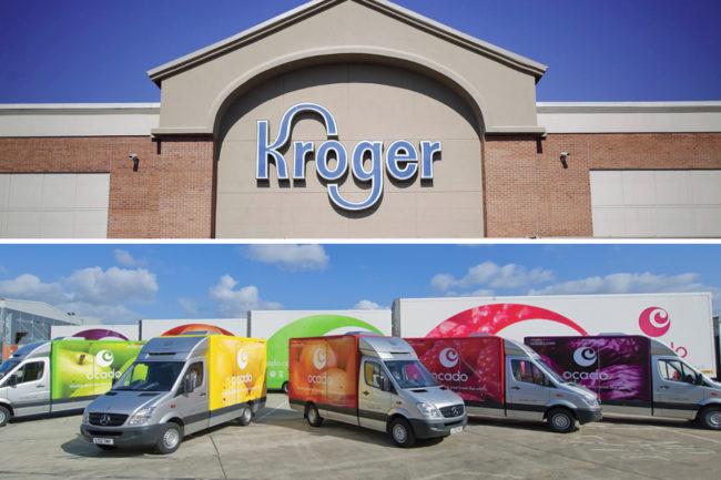 Kroger and Ocado