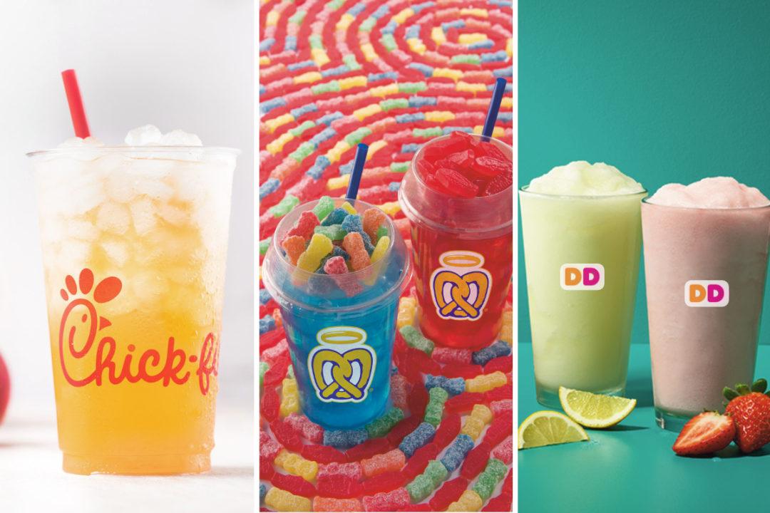 New lemonades