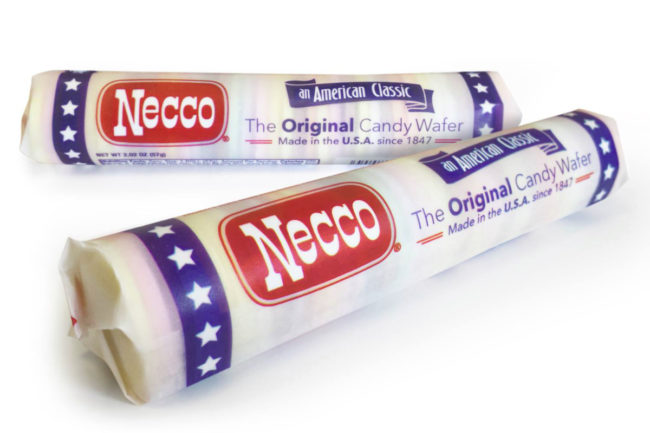 Necco Wafers, New England Confectionery Co
