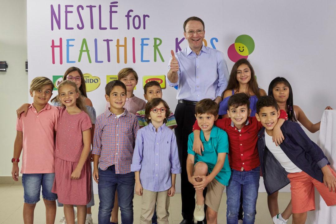 Nestle Healthy Kids
