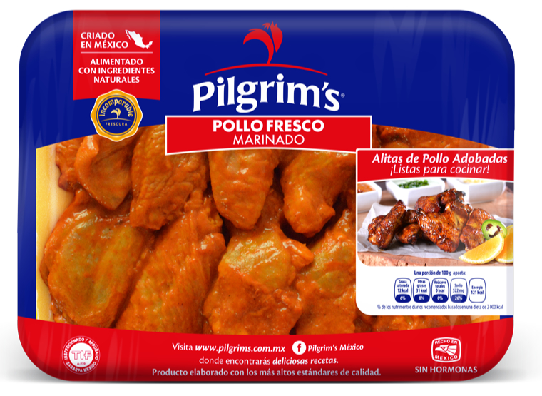 Pilgrim's Pride Mexico chicken