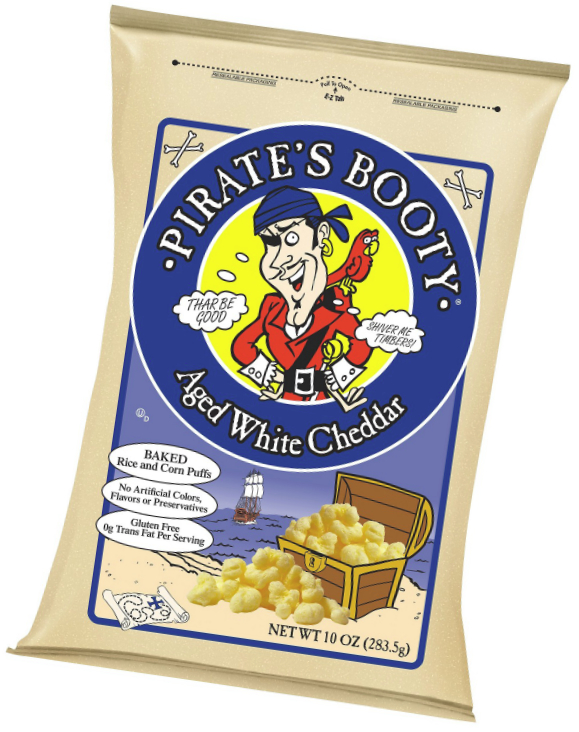 Pirate's Booty, B&G Foods