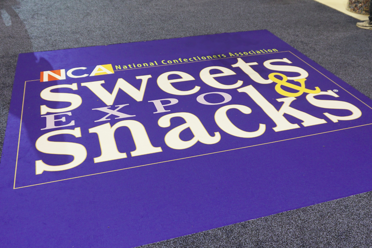 Sweets & Snacks Expo floor