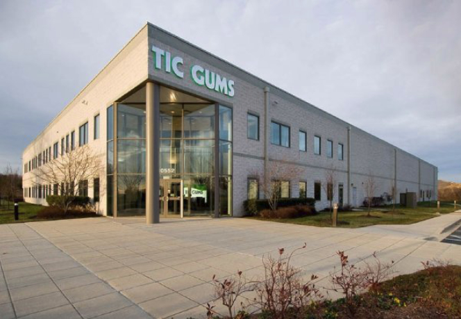 TIC Gums innovation center