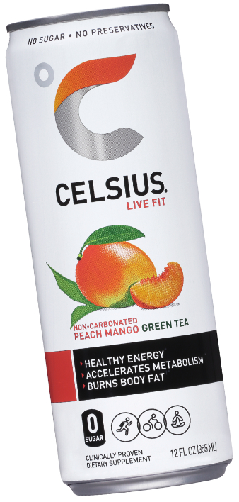 Celsius energy beverage