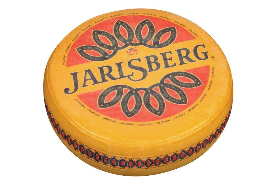Jarlsberg Wheel