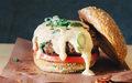 The Marvelous Meltdown Fondue Burger