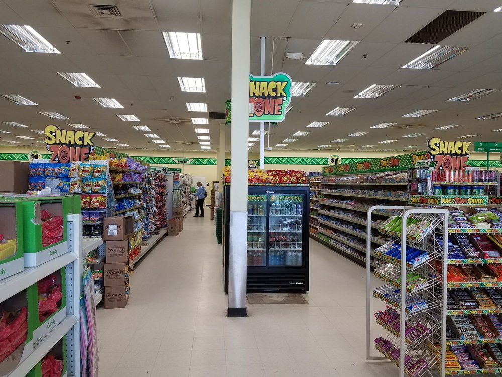 Dollar Tree seizing opportunity with 'Snack Zone' | 2018-06