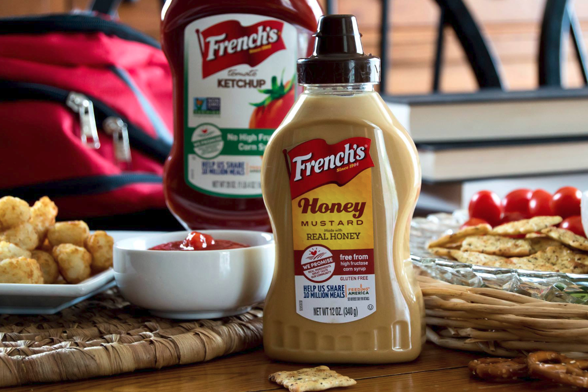 Frenchs mustard, McCormick