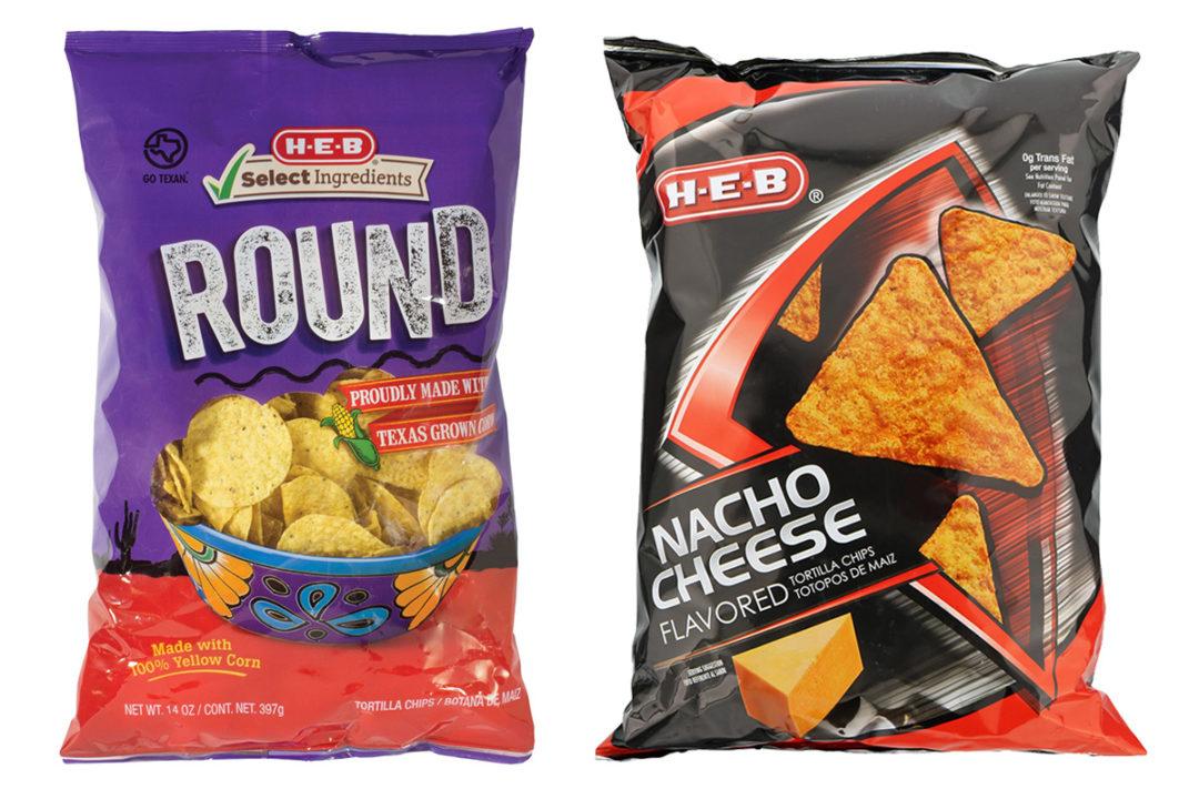 HEB Tortilla Chips