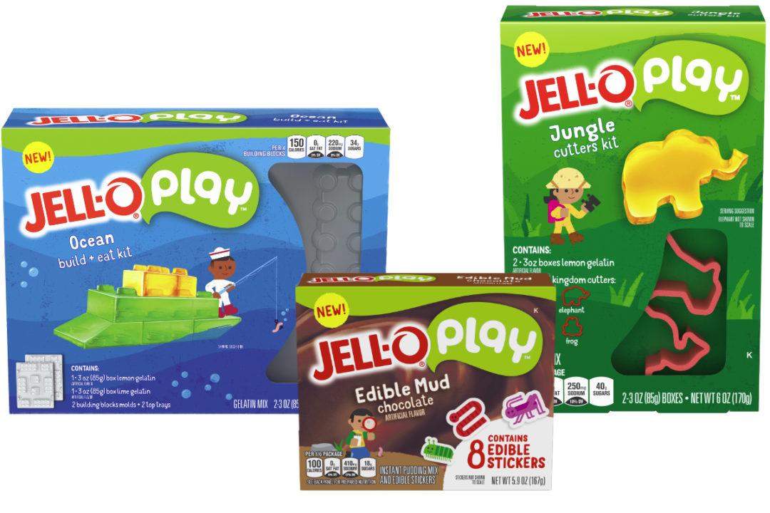 Jell-O Play, Kraft Heinz